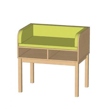 wickelkommoden und wickeltische f r kita und krippen. Black Bedroom Furniture Sets. Home Design Ideas